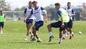 Trabzonsporda yeni sezon hazırlıkları devam ediyor