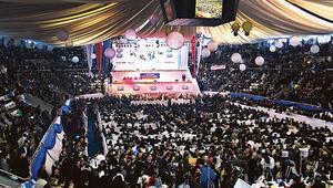 AK Parti il kongreleri ekime çekildi; Erdoğan 43 il kongresine katılacak