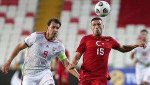 Türkiye 0-1 Macaristan | Maçın özeti ve golleri