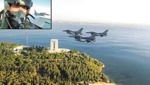 Akardan F-16'lı mesaj: Geldikleri gibi giderler