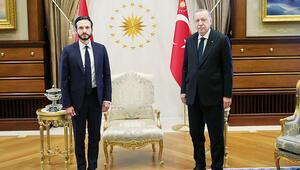 AİHM Başkanı'ndan ilk resmi ziyaret