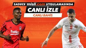 Beşiktaşın Antalyaspor hazırlık maçı sadece Misli.com uygulamasında CANLI YAYINDA