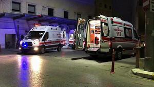 Sakarya'da zehirlenen 11 kişi hastaneye kaldırıldı