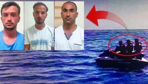 Son dakika haberi: Denizin ortasına bırakmışlardı... FETÖ'cü kaçaklara Yunan kazığı
