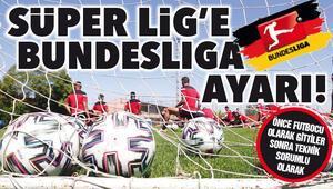 Berlin'den Süper Lige gittiler