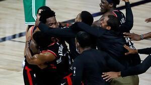 NBAde Gecenin Sonuçları | Toronto Raptors son saniye basketiyle kazandı