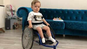 Tedavisi için 2 milyon 400 bin dolar gerekiyordu Minik Gökalpe bağışta mutlu son