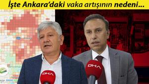 Son dakika haberler... İşte Ankarada vaka artışının nedeni... Gazi Üniversitesi Başhekimi: Yoğun bakımlarımız yüzde yüz dolu