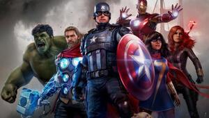 Marvels Avengers bugün satışa sunuldu