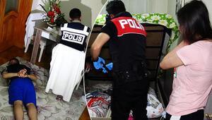 Bursa merkezli 3 ilde yapılan fuhuş operasyonunda, 8 kadın kurtarıldı