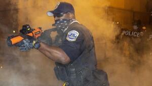 ABDde polis, Trump destekçisi aktivistin katil zanlısını gözaltına alırken öldürdü