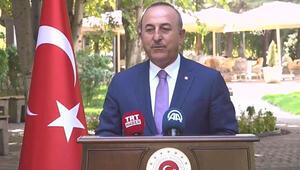 Son dakika haberler... Dışişleri Bakanı Mevlüt Çavuşoğlu: Yalan söyleyen Yunanistanın kendisi