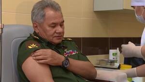 Rusya Savunma Bakanı Şoygunun Covid-19 aşısı olduğu ortaya çıktı