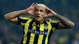 Son Dakika | Fenerbahçenin eski golcüsü Fernandao, Bahiadan ayrıldı
