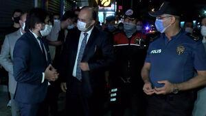 İstanbul Emniyet Müdür Aktaşın katılımıyla Yeditepe Huzur denetimi gerçekleştirildi