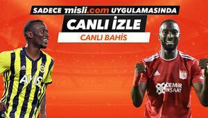 Fenerbahçenin Sivasspor hazırlık maçı sadece Misli.com uygulamasında CANLI YAYINDA