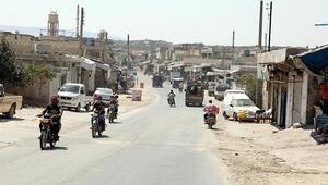 Son dakika haberler: İdlib'deki hayalet kasaba, TSK ile eski günlerine döndü