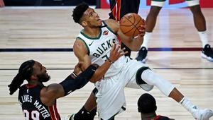 NBAde gecenin sonuçları | Miami seriyi 3-0a getirdi
