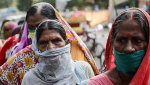 Hindistanda korkutan vaka artışı rekoru
