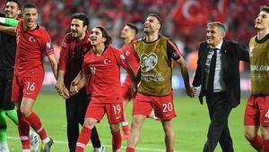 Türkiye 580. maçına çıkıyor