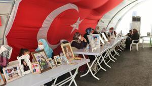 Diyarbakırda HDP önündeki eylemde 369uncu gün; aile sayısı 145 oldu
