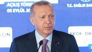Cumhurbaşkanı Erdoğan'dan vatandaşlara maske-mesafe çağrısı: Uyulmuyor