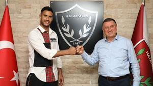 Atakaş Hatayspor, kaleci Munir Mohand Mohamediyi transfer etti