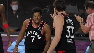 NBAde Gecenin Sonuçları | Raptors, Celtics serisini eşitledi