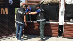 Tankerde 31 ton 446 litre kaçak akaryakıt bulundu
