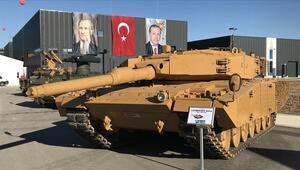 Leopard 2A4 tankları yeni zırhlarıyla seviye atlıyor