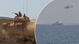 Son dakika... MSB Akdeniz Fırtınası tatbikatından yeni görüntü paylaştı