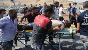 Freni boşalan TIR dehşet saçtı 3 ölü, 2 yaralı