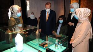 Cumhurbaşkanı Erdoğandan Böyle Daha Güzelsin sergisi paylaşımı