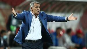 Son Dakika | Şenol Güneşten Sırbistan maçı yorumu: Oyun olarak memnunum