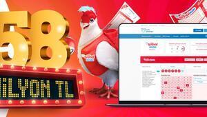 7 Eylül Çılgın Sayısal Loto çekiliş sonuçları belli oldu - Çılgın Sayısal Loto sonuç sorgulama ekranı Millipiyangoonline.comda