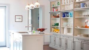 Mutfağınızda yer açılsın İşte pratik depolama fikirleri...
