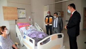 Bilecik'te 300 yataklı devlet hastanesi hizmete açıldı