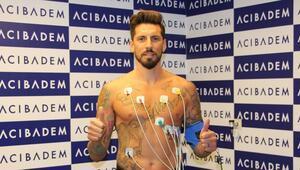Fenerbahçeli Jose Sosa sağlık kontrolünden geçti