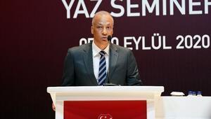 MHK Başkanı Serdar Tatlı: Başarılı olan hakeme prim tanıma düşüncesi içerisindeyiz...