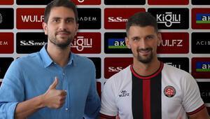 Son Dakika | Fatih Karagümrükten bir transfer daha Eric Lichaj...