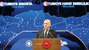 Cumhurbaşkanı Erdoğan: Türkiye'yi sıkıştırma gayretlerini boşa çıkaracağız... 'Ekonomi rayına oturdu'