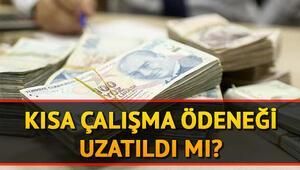 Kısa çalışma ödeneği uzatıldı mı Cumhurbaşkanı Erdoğandan kısa çalışma ödeneği (KÇÖ) açıklaması