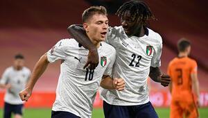 Hollanda 0 - 1 İtalya /MAÇIN ÖZETİ VE GOLLERİ