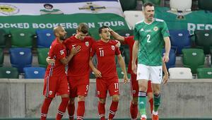 Kuzey İrlanda 1 - 5 Norveç (Sörlothtan 2 gol, Omar Elabdellaouiden 1 asist)