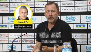 Sergen Yalçın: Kadro olarak Fenerbahçe ve Galatasarayın gerisindeyiz
