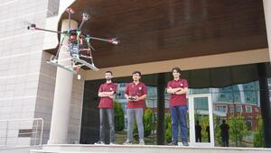 Yerli insansız hava aracı Alpagut bir engeli daha aştı