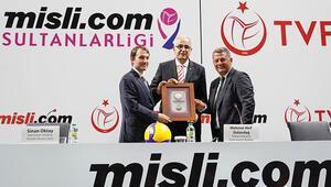 Sultanlar Ligi, Misli.com ile daha güzel