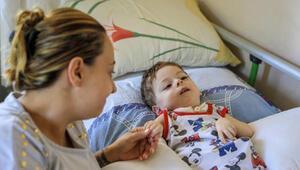 4 çocuk annesi, SMAlı oğlunu yaşatmak için yardım bekliyor
