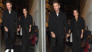 Şok iddia: David ve Victoria Beckham partide koronavirüs kaptı