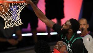 NBAde Gecenin Sonuçları | Celtics ve Clippers serilerinde öne geçti